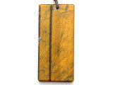 Tiger Eye Gemstone Pendant 60mm (GSP3265)