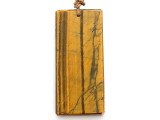 Tiger Eye Gemstone Pendant 62mm (GSP3269)