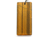 Tiger Eye Gemstone Pendant 61mm (GSP3270)