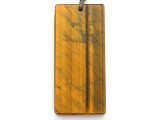 Tiger Eye Gemstone Pendant 61mm (GSP3271)