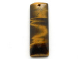 Tiger Eye Gemstone Pendant 34mm (GSP3285)