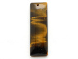 Tiger Eye Gemstone Pendant 35mm (GSP3287)