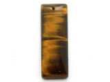 Tiger Eye Gemstone Pendant 36mm (GSP3294)
