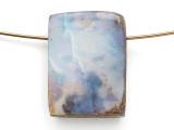 Boulder Opal Pendant 19mm (BOP419)