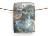 Boulder Opal Pendant 23mm (BOP420)