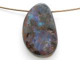 Boulder Opal Pendant 24mm (BOP426)