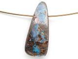 Boulder Opal Pendant 27mm (BOP432)