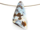 Boulder Opal Pendant 32mm (BOP434)
