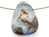 Boulder Opal Pendant 25mm (BOP436)
