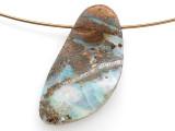 Boulder Opal Pendant 27mm (BOP437)