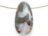 Boulder Opal Pendant 33mm (BOP444)