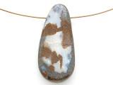 Boulder Opal Pendant 41mm (BOP452)