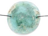 Afghan Ancient Roman Glass Pendant 55mm (AF1140)