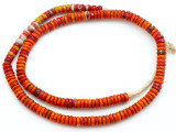 Old African Kankanmba Trade Beads 6-8mm (AT7266)