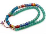 Old African Kankanmba Trade Beads 8-10mm (AT7272)