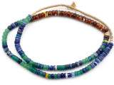 Old African Kankanmba Trade Beads 7-8mm (AT7275)