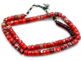 Old African Kankanmba Trade Beads 8-10mm (AT7276)