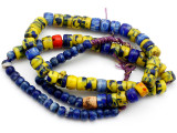 Old African Kankanmba Trade Beads 6-9mm (AT7281)