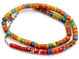 Old African Kankanmba Trade Beads 7-9mm (AT7286)