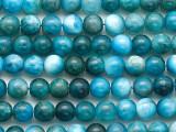 Kyanite Round Gemstone Beads 6mm (GS5195)