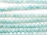 Amazonite Round Gemstone Beads 6mm (GS5202)
