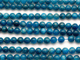 Kyanite Round Gemstone Beads 8mm (GS5208)