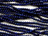 Lapis Lazuli Round Gemstone Beads 3mm (GS5223)