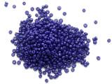 Cobalt Blue Glass Seed Beads - 2mm (SB297)