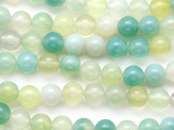 Grape Agate Round Gemstone Beads 8mm (GS5242)