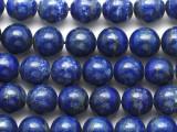 Lapis Lazuli Round Gemstone Beads 12mm (GS5246)