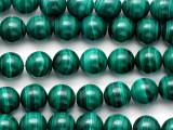 Malachite Round Gemstone Beads 10mm (GS5261)