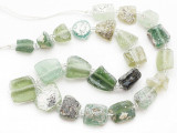 Afghan Ancient Roman Glass Beads (AF2132)