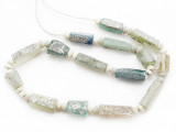 Afghan Ancient Roman Glass Beads (AF2142)