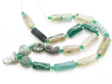 Afghan Ancient Roman Glass Beads (AF2156)
