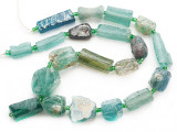 Afghan Ancient Roman Glass Beads (AF2159)