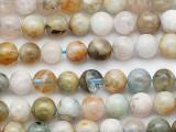 Morganite Round Gemstone Beads 8mm (GS5268)
