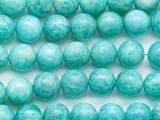 Amazonite Round Gemstone Beads 10mm (GS5310)