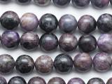 Charoite Round Gemstone Beads 10mm (GS5313)