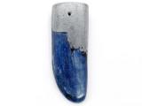 Kyanite & Pewter Gemstone Pendant 41mm (GSP3837)