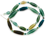 Afghan Ancient Roman Glass Beads (AF2174)