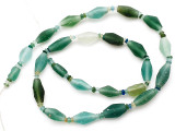 Afghan Ancient Roman Glass Beads (AF2176)