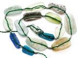 Afghan Ancient Roman Glass Beads (AF2185)