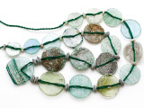 Afghan Ancient Roman Glass Beads (AF2206)