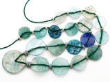 Afghan Ancient Roman Glass Beads (AF2207)