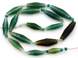 Afghan Ancient Roman Glass Beads (AF2210)