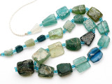 Afghan Ancient Roman Glass Beads (AF2214)