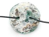 Afghan Ancient Roman Glass Pendant 25mm (AF174)