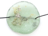 Afghan Ancient Roman Glass Pendant 46mm (AF176)