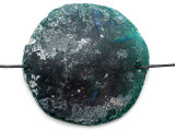 Afghan Ancient Roman Glass Pendant 47mm (AF178)