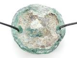 Afghan Ancient Roman Glass Pendant 28mm (AF190)